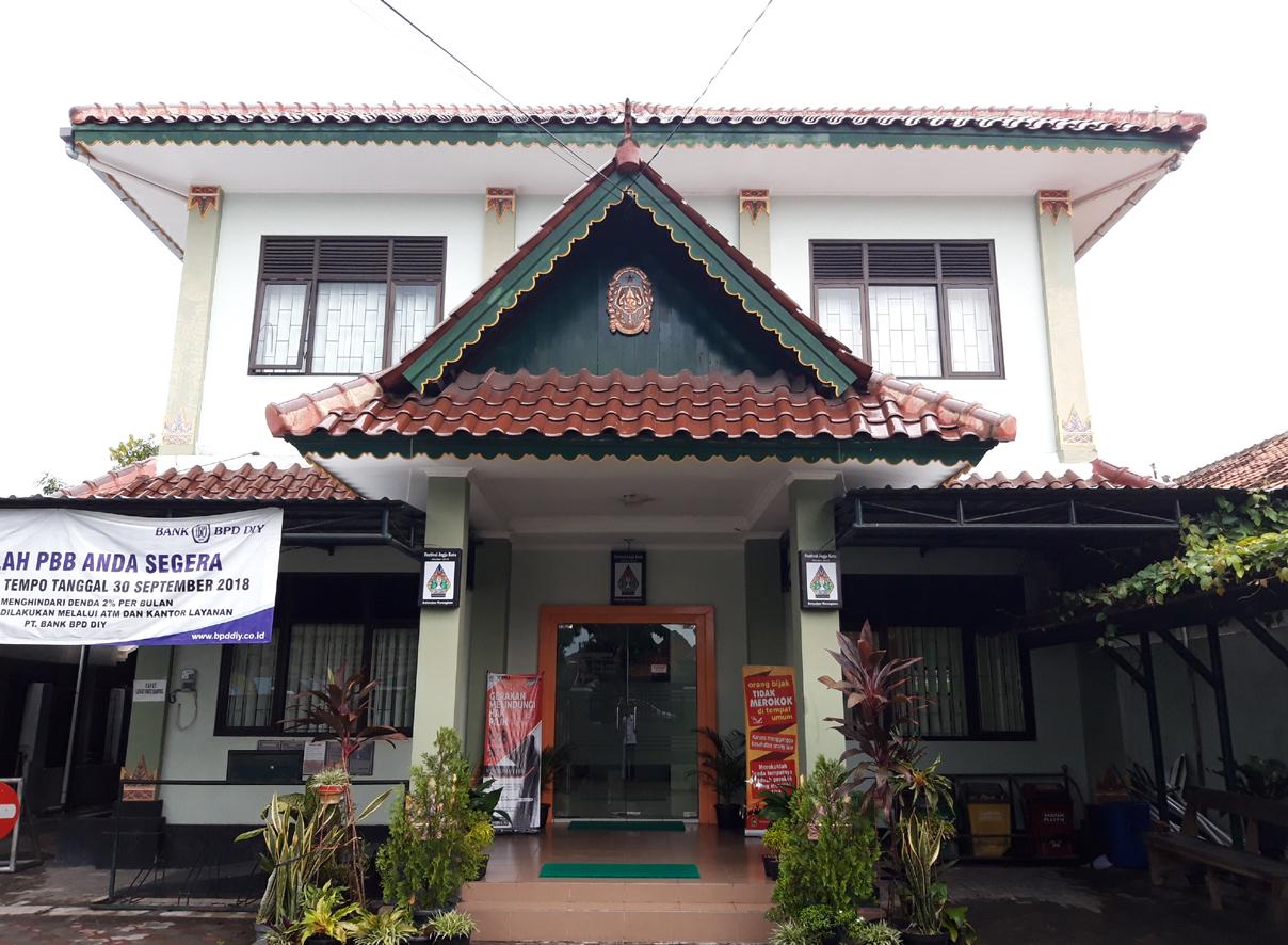 Kelurahan Warungboto